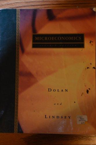 9780030975691: Microeconomics