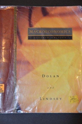 9780030975707: Macroeconomics