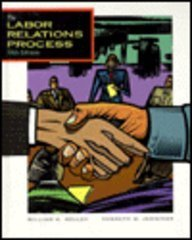 9780030975769: The Labor Relations Process