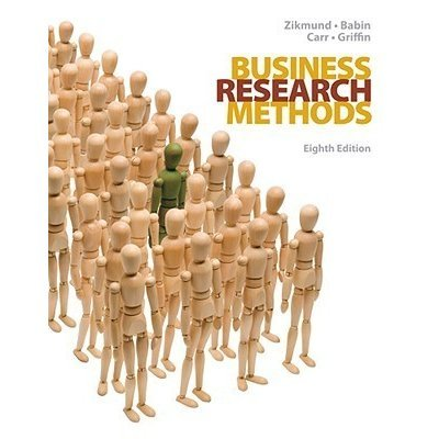 9780030975851: Business Research Methods