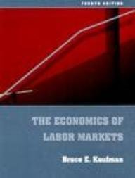 9780030976292: ECONOMICS OF LABOR MARKETS, 4/E (The Dryden Press Series in Economics)
