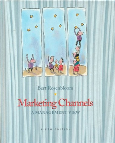 9780030977367: MARKETING CHANNELS, 5/E (The Dryden Press series in marketing)