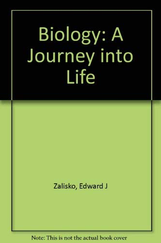 9780030978296: Biology: A Journey Into Life