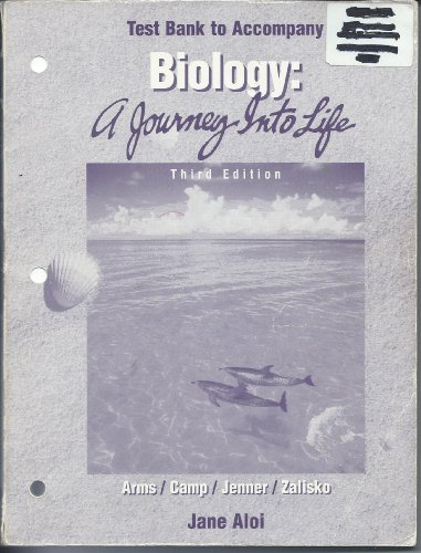 9780030978302: Biology Journey into Life TB