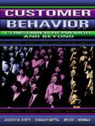 9780030980169: Customer Behaviour: Consumer Behaviour and Beyond