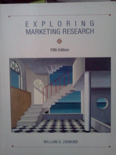 9780030981364: Exploring Marketing Research