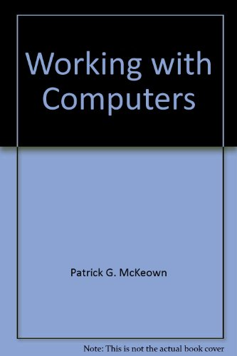 9780030982071: Working with Computers