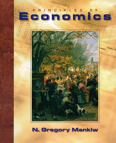 9780030982385: Principles of Economics