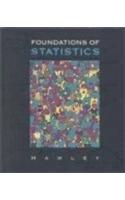 9780030982538: Foundations of Statistics