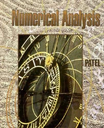 9780030983306: Numerical Analysis