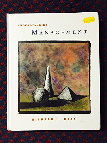 9780030985829: Understanding Management