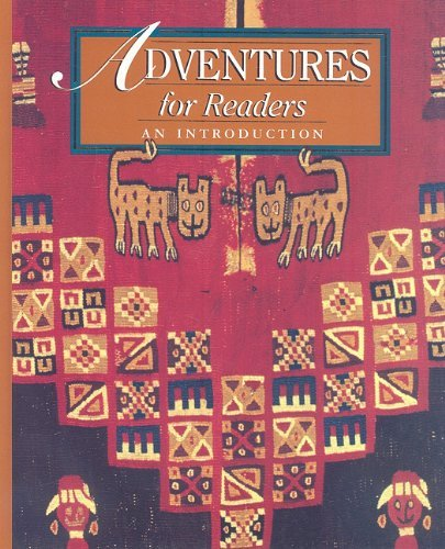 9780030986277: Adventures for Readers an Introduction