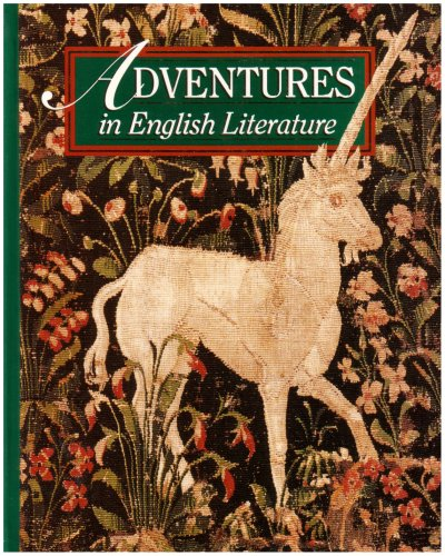 Adventures in English Literature: RINEHART AND WINSTON