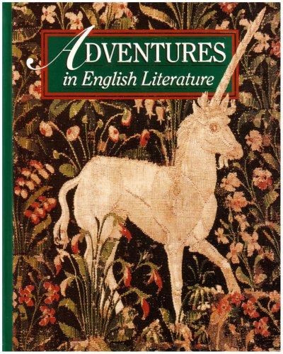 9780030986383: Adventures in English Literature
