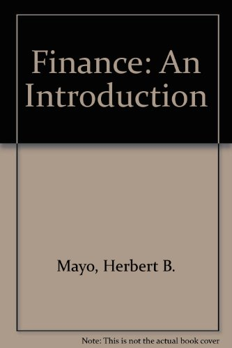 9780030986512: Financial Institutions, Investments, and Management: An Introduction (The Dryden Press series in finance)