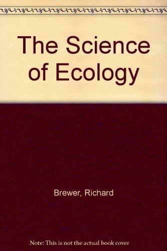 9780030989711: The Science of Ecology