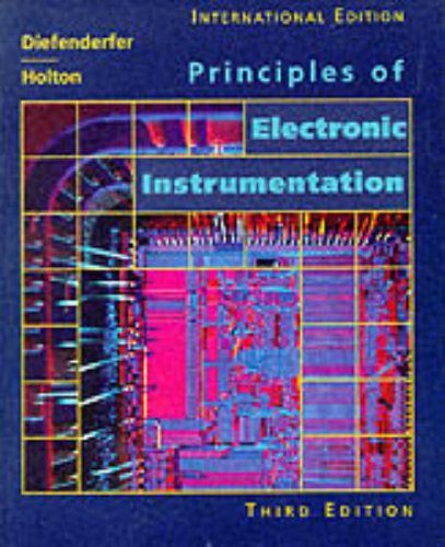 9780030989735: Principles of Electronic Instrumentation