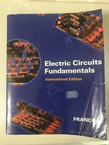 9780030989759: Electric Circuits Fundamentals: International Student Edition (The Oxford Series in Electrical and Computer Engineering)