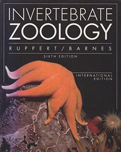 9780030989803: Invertebrate Zoology