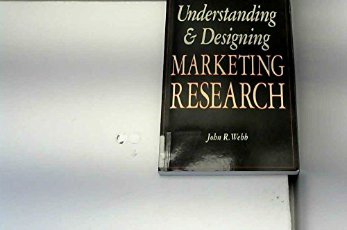 9780030990137: UNDERSTANDING AND DESIGNING MARKET RESEARCH