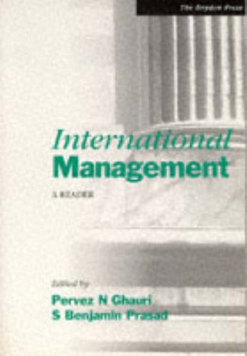 9780030990151: International Management: A Reader