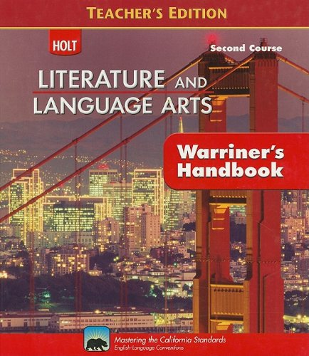 9780030992285: Literature and Language Arts 2nd Course
