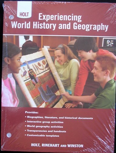 9780030992407: Experiencing World History & Geography
