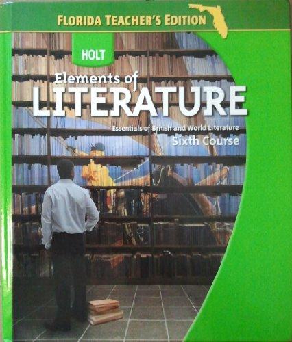 Elements of Literature, Essentials of British and World Literature: Beers, Jago, Appleman