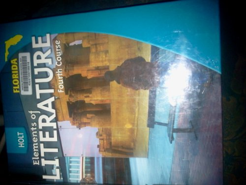 9780030993022: Holt Elements of Literature Florida: Student Edition Grade 10 2010