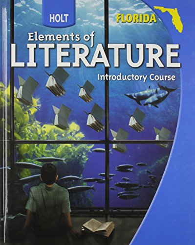 9780030993039: Holt Elements of Literature Florida: Student Edition Grade 6 2010
