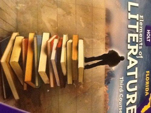 9780030993060: Holt Elements of Literature Florida: Student Edition Grade 9 2010