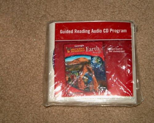 9780030994531: GEORGIA Holt Science & Technology: Earth Science: Georgia Guided Reading Audio CD Program: A Complete Audio CD Program for Earth Science