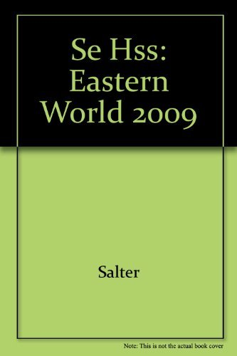 9780030995040: World Regions: Eastern World: Student Edition 2009
