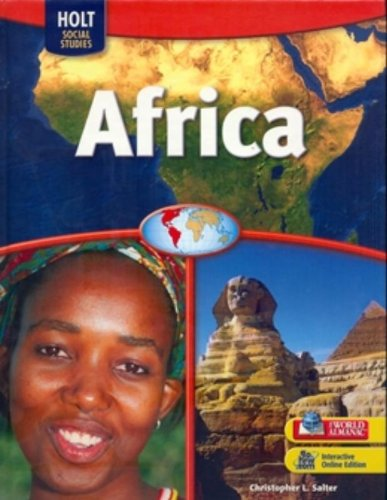 9780030995064: Geography Middle School, Africa: Student Edition 2009