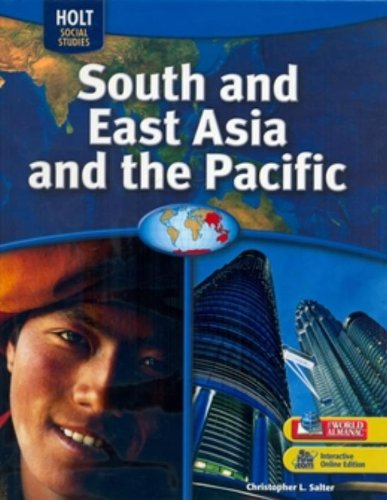9780030995408: South and East Asia and the Pacific (Holt Social Studies)