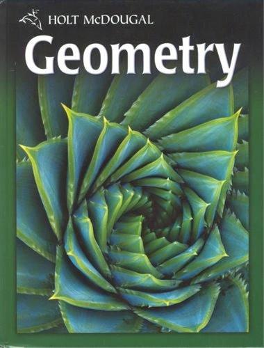 9780618595402 geometry holt mcdougal larson geometry abebooks 9780030995750 holt mcdougal geometry student edition 2011 fandeluxe Images