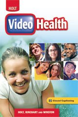 9780030997273: Lifetime Health: Video Health DVD
