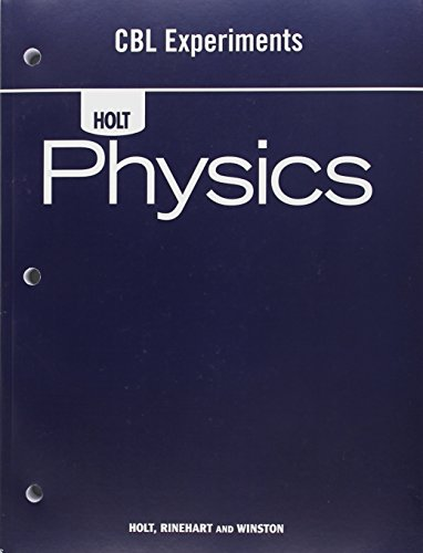 9780030999185: Holt McDougal Physics: Teaching Resources Package
