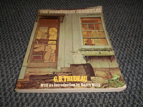 9780031525697: Doonesbury Chronicles