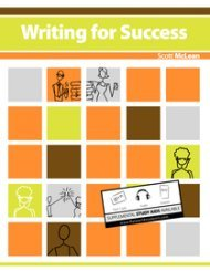9780032497597: Writting for Success