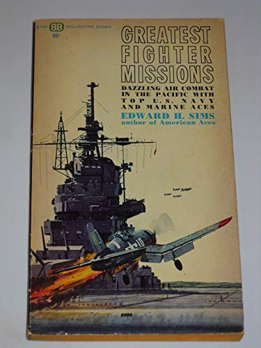 9780034501636: Greatest Fighter Missions