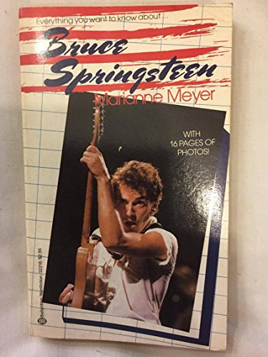 9780034532210: Bruce Springsteen