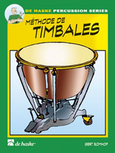 9780035078458: Methode de Timbales 1 Percussions