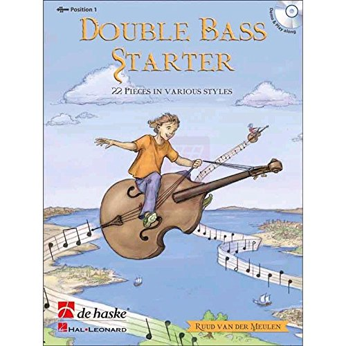 9780035200255: Double Bass Starter (with CD) (Sheet Music/CD)