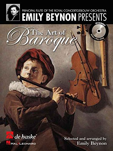 9780035202211: The Art of Baroque - Flute - BOOK+CD