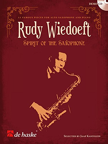 9780035223247: Partitions classique DEHASKE WIEDOEFT R. - SPIRIT OF THE SAXOPHONE Saxophone