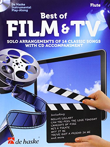 9780035225371: Best of Film & TV: Solo Arrangements of 14 Classic Songs with CD Accompaniment
