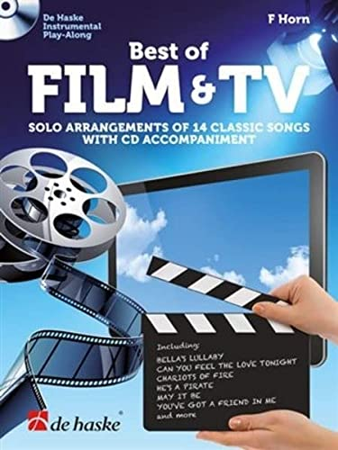 9780035225418: Best of Film & TV F Horn: Solo Arrangements of 14 Classic Songs with CD Accompaniment