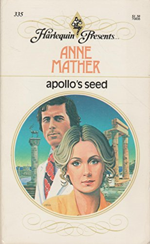 9780037308355: Apollo's Seed