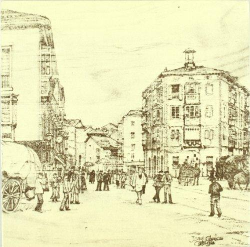 9780037800118: Ortega, Jose Carlos: Dibujo y Pirograbado (Cat. de la Exp. Santander. 1987).